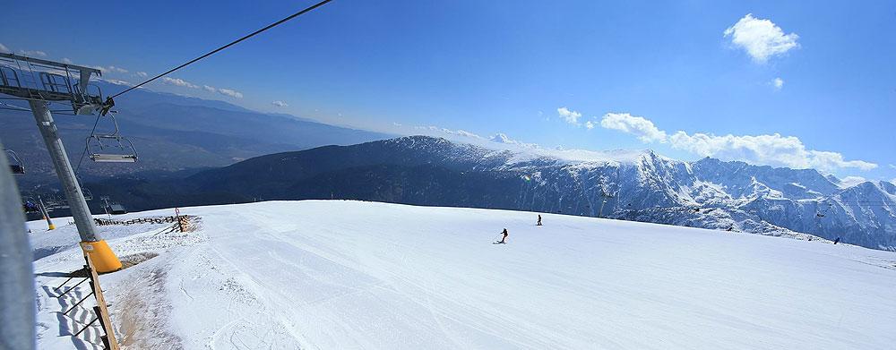 Billig skiferie i Bansko og Pamporovo, Bulgarien